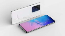 """Samsung Galaxy S11+ lộ ảnh render với màn hình 6.9"""" và tận 5 camera sau"""