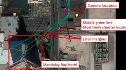 Đã có thể phân tích video từ smartphone để tìm ra vị trí của một tên bắn tỉa gần đó