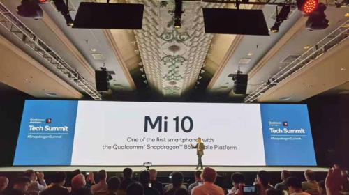 Xiaomi xác nhận ra mắt Mi 10: Smartphone đầu tiên với chip Snapdragon 865