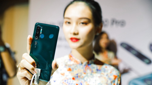 Xiaomi đưa smartphone chụp ảnh 108 MP về Việt Nam, giá từ 12,99 triệu đồng