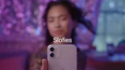 """Apple muốn biến """"Slofie"""" trở thành xu hướng mới thông qua loạt quảng cáo này"""