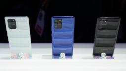 [CES 2020] Trên tay Galaxy S10 Lite và Galaxy Note 10 Lite: Hai thiết bị vô cùng kỳ quặc từ Samsung