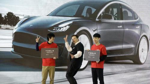 Elon Musk vừa có thêm 2,3 tỷ USD trong 60 phút