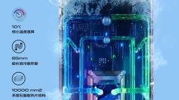 Vivo Z6 hé lộ hệ thống tản nhiệt chất lỏng siêu khủng, chưa từng có trên smartphone