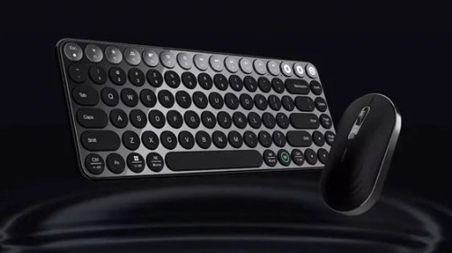 Xiaomi ra mắt bàn phím và chuột không dây Miyu: Hỗ trợ nhập liệu bằng giọng nói, thiết kế đẹp, giá 1.3 triệu đồng
