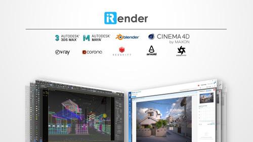 iRender Việt Nam: Thông số cấu hình máy tính không còn là vấn đề đối với thiết kế đồ hoạ 3D nhờ giải pháp Cloud Rendering