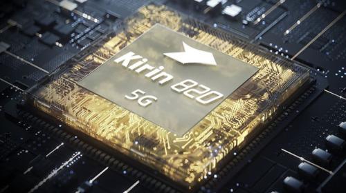 Huawei ra mắt Kirin 820 5G: Tiến trình 7nm, hỗ trợ 5G, hiệu năng cao hơn 27% so với Kirin 810