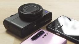 Có thể bạn chưa biết: HĐH Android ban đầu được phát triển cho máy ảnh, chứ không phải điện thoại