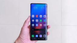 Vivo đăng ký bằng sáng chế một chiếc điện thoại trượt không viền mới: có phải chiếc Nex tiếp theo?