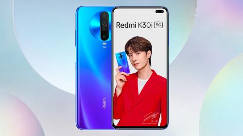 Redmi K30i 5G ra mắt: Snapdragon 765G, 4 camera sau 48MP, sạc nhanh 30W, giá 6.2 triệu đồng