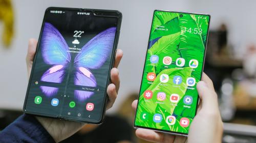Sự thành công của dòng Galaxy Note chính là lý do bạn nên chọn Galaxy Fold 2 thay vì Note20