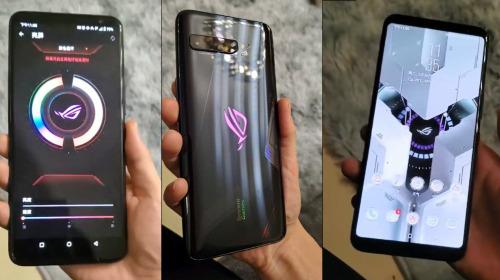 ASUS ROG Phone 3 lộ video trên tay, cấu hình chi tiết: Màn hình 144Hz, Snapdragon 865, pin 6000mAh