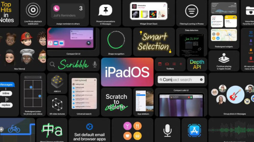 iPadOS 14 ra mắt: Cải thiện giao diện ứng dụng, hỗ trợ chuyển đổi chữ viết tay thành văn bản, tìm kiếm toàn hệ thống,...