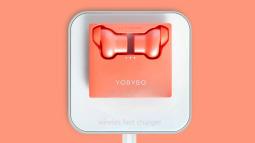 Yobybo Note 20: Tai nghe không dây mỏng nhất nhì thế giới, giá hơn 1 triệu nhưng chống nước, sạc không dây nhanh đủ cả