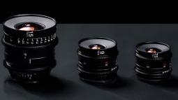 Venus Optics ra mắt bộ 3 ống kính quay phim góc rộng cho 3 hệ cảm biến khác nhau