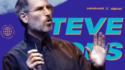 """Bạn có biết Steve Jobs từng suýt thành CEO Google, từng tự tay tháo lắp iPhone cho """"thái tử"""" Samsung xem"""