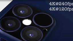 iPhone 12 sẽ hỗ trợ quay video 4K 120fps và 240fps