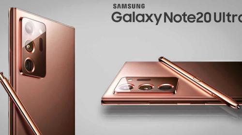 Samsung Galaxy Note 20 và Note 20 Ultra lộ giá bán