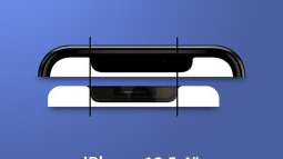 Màn hình 5,4 inch của iPhone 12 5G bị rò rỉ, rãnh tai thỏ mới nhỏ hơn