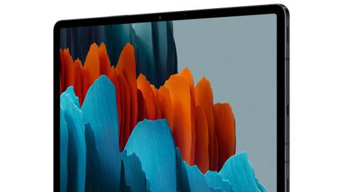 Đây là Galaxy Tab S7/S7+: Thiết kế giống iPad Pro, màn hình 120Hz, Snapdragon 865+