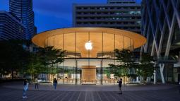 Chiêm ngưỡng Apple Store thứ hai tại Thái Lan, khai trương cuối tuần này
