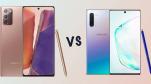 Samsung Galaxy Note 20 sẽ có những khác biệt rất đáng nâng cấp so với Galaxy Note 10