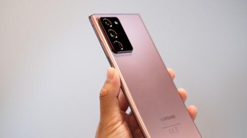 Galaxy Note20 Ultra là smartphone đầu tiên dùng kính Gorilla Glass Victus, rơi 2m không vỡ