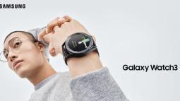 Galaxy Watch3 ra mắt tại VN: Thiết kế thời trang, nhiều tính năng sức khỏe, thêm màu Đồng Huyền Bí mới, giá từ 9.5 triệu đồng