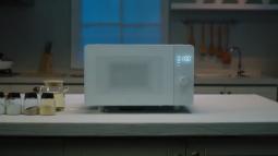 Xiaomi ra mắt lò vi sóng đối lưu: Hỗ trợ nướng, điều khiển qua smartphone, giá 1.8 triệu đồng