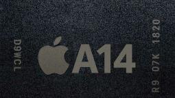 Chip A14 Bionic được trang bị trên iPhone 12 mạnh hơn tới 40% so với A13