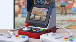 Xiaomi mở bán máy chơi game Neo Geo Mini với 40 trò chơi kinh điển của thời 8x, 9x
