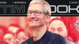 Những bước đi thiên tài của Tim Cook đã giúp Apple sống tốt và thậm chí là hùng mạnh hơn trong mùa dịch