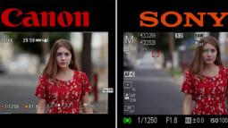 So tốc độ lấy nét mắt (Eye-AF) máy ảnh: Canon đã bắt kịp Sony, Nikon bị bỏ lại phía sau