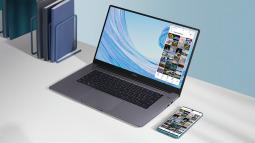 Huawei ra mắt MateBook B dành cho doanh nhân: Chip Intel thế hệ 10, giá từ 18.4 triệu đồng
