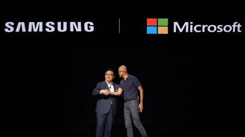 Thắt chặt thêm tình cảm với Microsoft, Samsung đóng cửa dịch vụ đồng bộ của mình để chuyển sang OneDrive