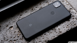 Trên tay Google Pixel 4a: Gọn nhẹ, chỉ 1 camera sau, sản xuất tại Việt Nam, giá gần 10 triệu đồng