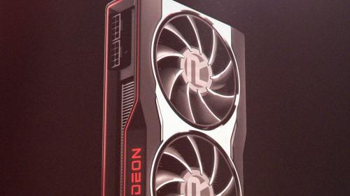 """AMD hé lộ thiết kế """"quái thú"""" Radeon RX 6000"""