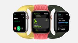 Apple phải chăng đang phát triển một chiếc vòng đeo thể thao với màn hình micro-LED
