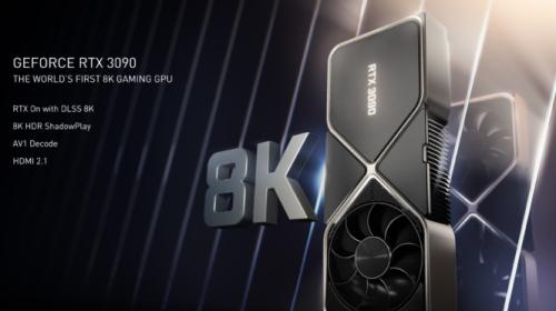 """""""Quái vật"""" Nvidia GeForce RTX 3090 lộ điểm hiệu năng chỉ cao hơn 10% so với RTX 3080"""
