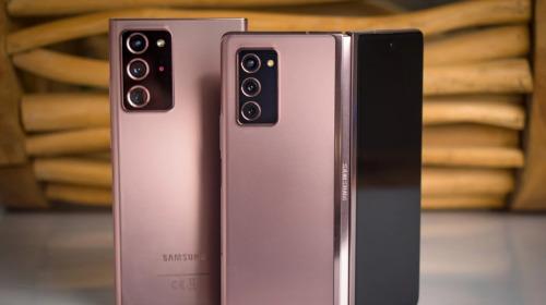 Galaxy Z Fold 3 sẽ là smartphone đầu tiên của Samsung có camera ẩn bên dưới màn hình