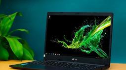 Acer Aspire - dòng laptop phổ thông chinh phục người dùng trẻ với thiết kế sang trọng nhiều kiểu dáng