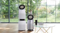 Hãy cải thiện chất lượng không khí trong nhà nhờ hệ thống điều hòa lọc khí hiện đại này