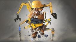 Nhật Bản dùng đội thợ xây 100% robot để xây đập nước, tương lai ngành xây dựng là đây?