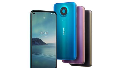 Nokia 2.4 và Nokia 3.4 ra mắt tại thị trường VN, giá rẻ chỉ từ 2.69 triệu đồng