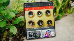 Trải nghiệm Samsung Galaxy Z Fold2: Người giàu không chơi game?