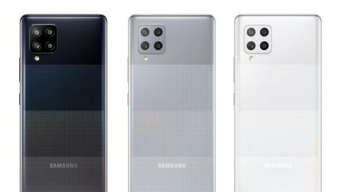 Samsung ra mắt Galaxy A42 5G: Chip Snapdragon 750G, màn hình OLED 6,6 inch, 4 camera sau, pin 5.000 mAh, giá chỉ 455 USD