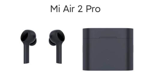 Xiaomi ra mắt tai nghe không dây Mi Air 2 Pro, có chống ồn ANC, pin 7 giờ, giá 2.4 triệu đồng