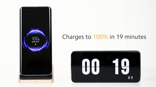Xiaomi ra mắt công nghệ sạc không dây 80W nhanh nhất thế giới: Sạc đầy pin 4000mAh chỉ trong 19 phút