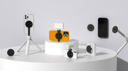 Moment công bố loạt phụ kiện nhiếp ảnh dành cho iPhone 12 tận dụng nam châm sạc MagSafe