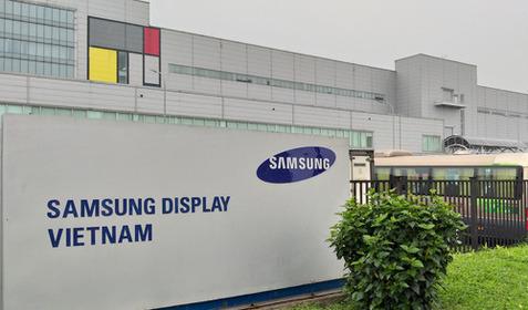 Samsung Display Việt Nam bất ngờ báo lỗ kỷ lục